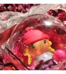 Astrid - Christmas-ball - chiavetta USB 4GB - USBdolls by NumB-design